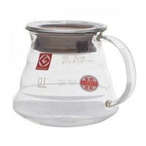 Hario V60-01 Range Server Clear 360ml