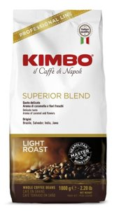 Kawa ziarnista Kimbo Espresso Bar Superior Blend 1kg
