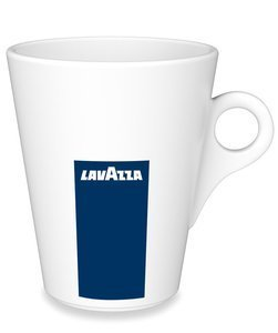 Lavazza - kubek do kawy Latte, Cappuccino 300ml