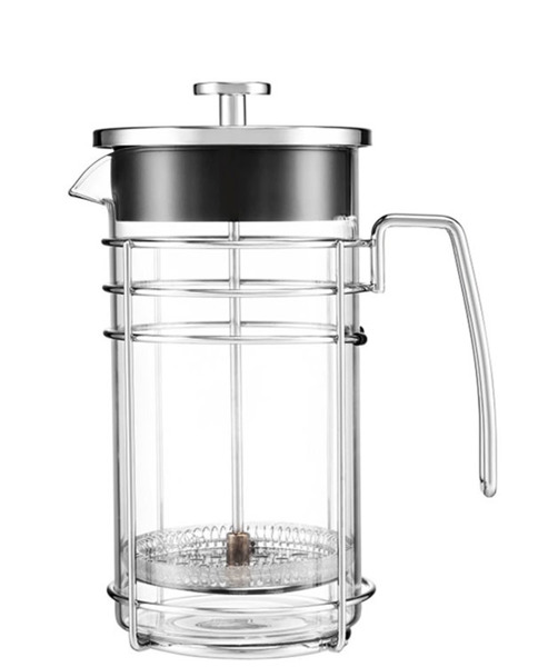 Zaparzacz do kawy AROMA 350 ml z metalową rączką - French Press
