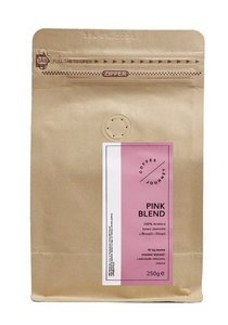 Kawa ziarnista Coffee Journey Pink Blend 250g - opinie w konesso.pl
