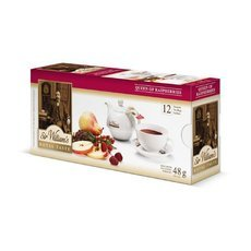 Owocowa herbata Sir Williams Royal Taste Queen of Raspberries 12x4g - opinie w konesso.pl
