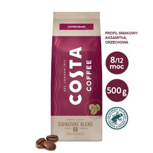 Kawa ziarnista Costa Coffee Signature Blend 500g - opinie w konesso.pl