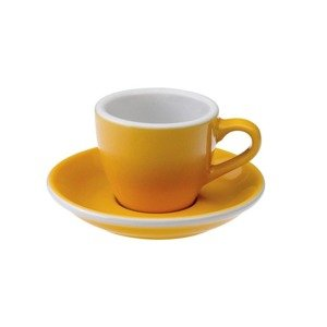Filiżanka do espresso Loveramics Egg 80ml - yellow - opinie w konesso.pl
