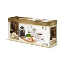 Czarna herbata Sir Williams Royal Taste King of Ceylon 12x3g - opinie w konesso.pl