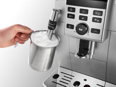 System spieniania mleka