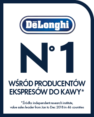 Odkryj smak włoskiego espresso z De'Longhi ECZ 351.BG