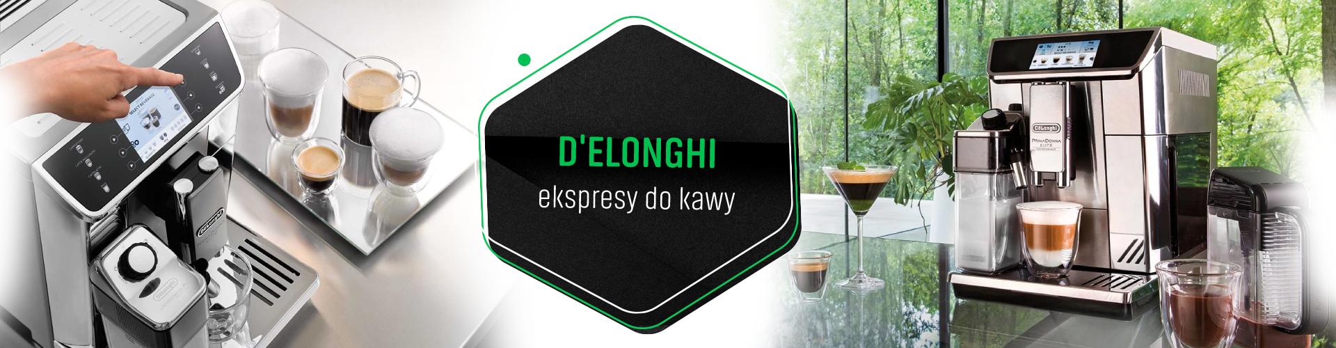 Ekspres do kawy Delonghi