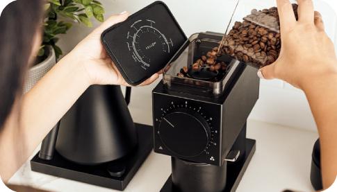 Automatyczny młynek do kawy