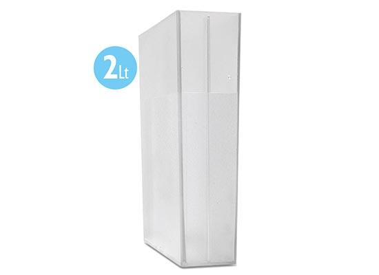 Pojemnik na wodę o pojemności 2l w ekspresie ASCASO Steel UNO PID White&Wood