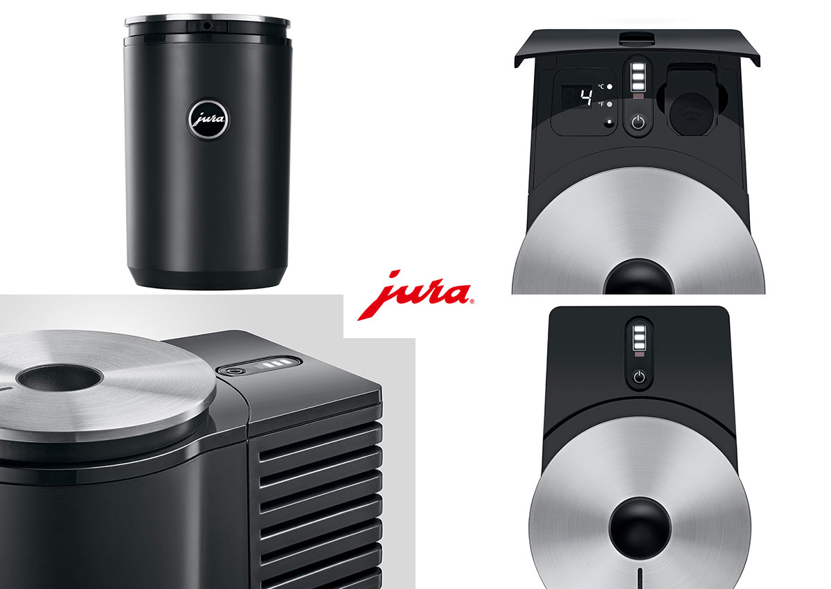 Chłodziarka do mleka JURA Cool Control 1 litr