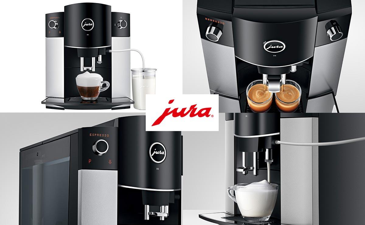 Ekspres JURA Impressa D6