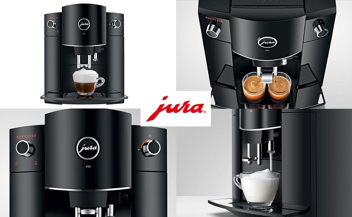 Ekspres JURA Impressa D60