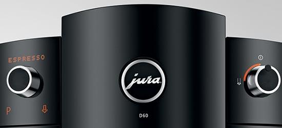 Łatwy i szybki w obsłudze Ekspres JURA D60