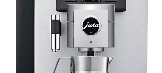 Konserwacja Ekspresu Jura X8