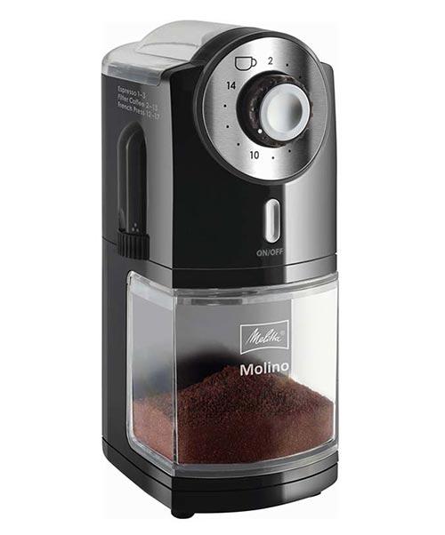 Młynek do kawy Melitta Molino czarny
