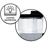 Pojemnik z podświetleniem LED