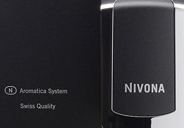 Oryginalny design ekspresu automatycznego Nivona 520