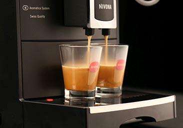 System Aroma Balance w ekspresie automatycznym Nivona 520