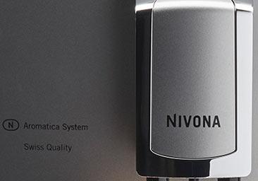 Oryginalny design ekspresu automatycznego Nivona 530