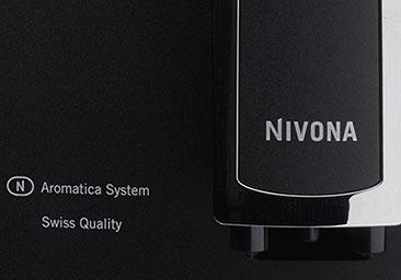 Oryginalny design ekspresu automatycznego Nivona 660