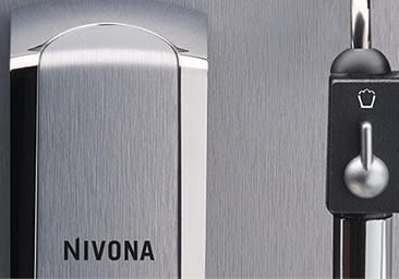 Oryginalny design ekspresu automatycznego Nivona 670