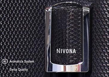 Oryginalny design ekspresu automatycznego Nivona 680