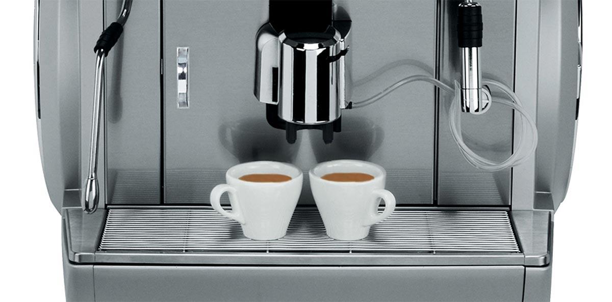 oryginalny design ekspresu Saeco Idea Cappuccino