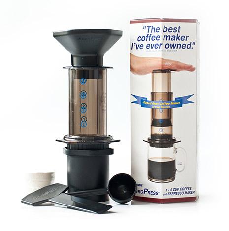 Zestaw do parzenia kawy - Aeropress