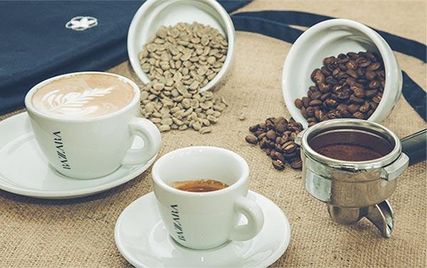 Cappucino i espresso od Bazzary