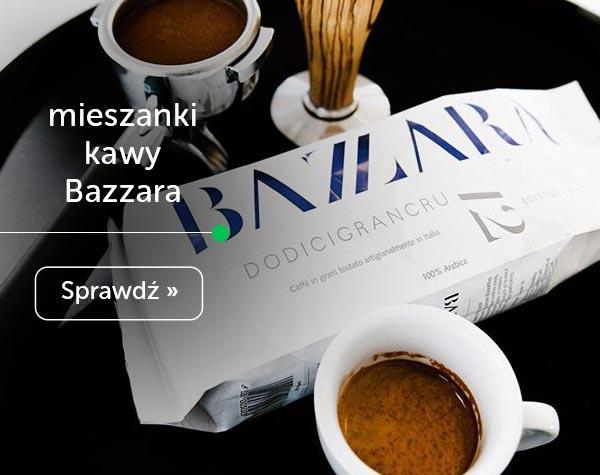 mieszanki kawy Bazzara