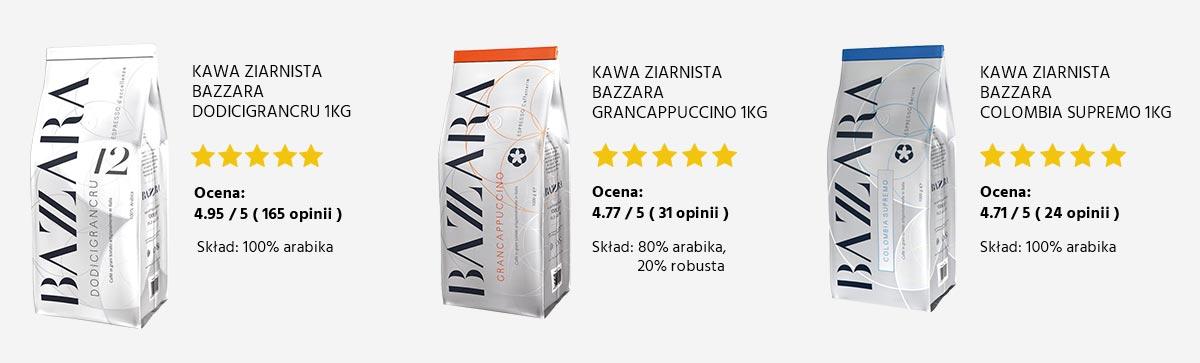 opinie o kawie Bazzara