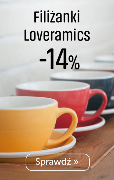 Filiżanki Loveramics -14%