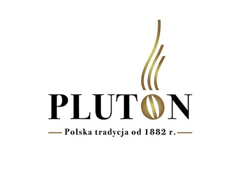 Logo plarni kawy Pluton