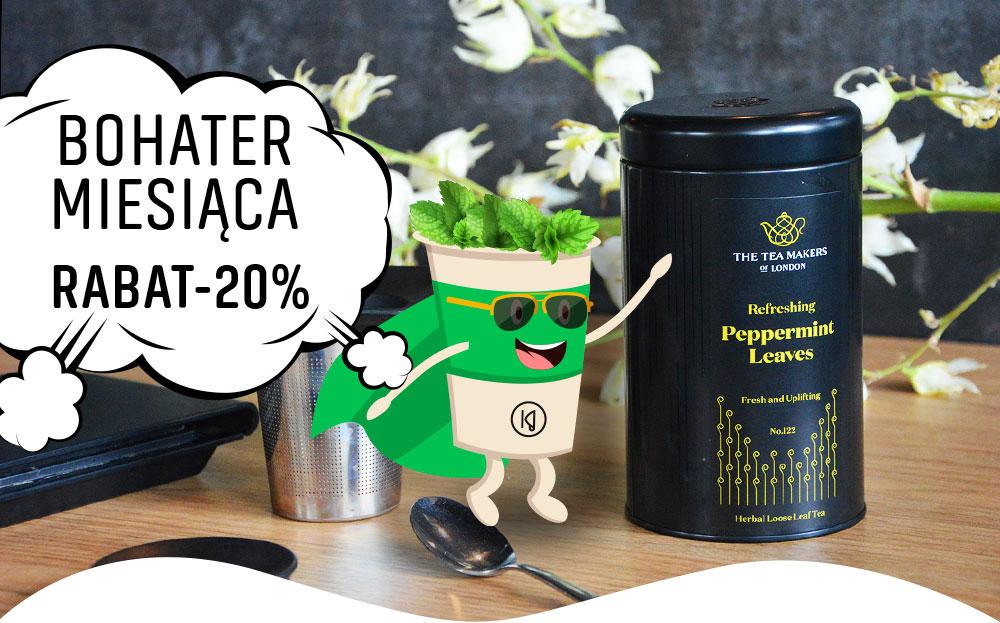 Bohater miesiąca herbata Tea Makers z Rabatem -20%