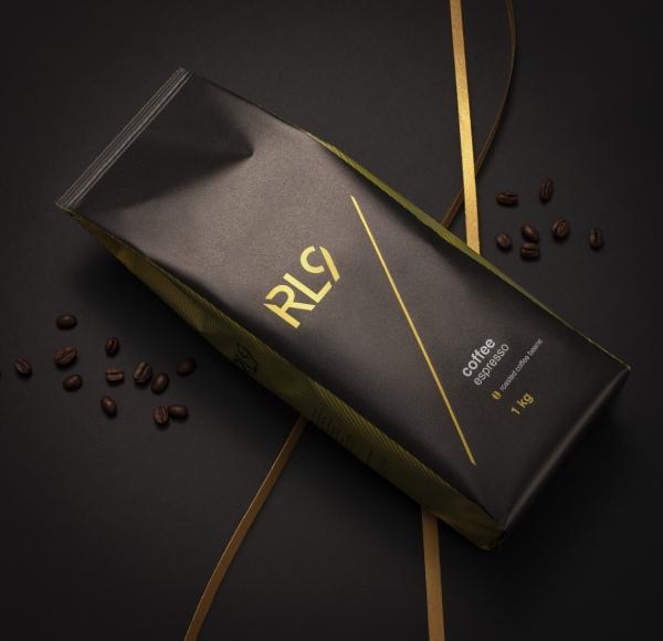 Kawa ziarnista RL9 Coffee Espresso 1kg