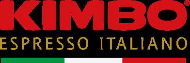 Logo palarni kawy - Kimbo