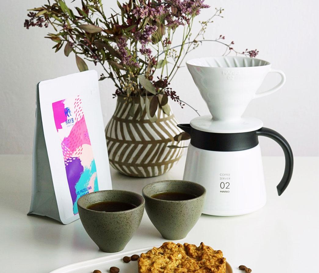 Kawy Hayb pod alternatywne sposoby parzenia
