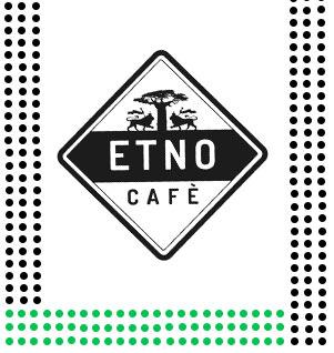 Logo Palarni kawy Etno cafe