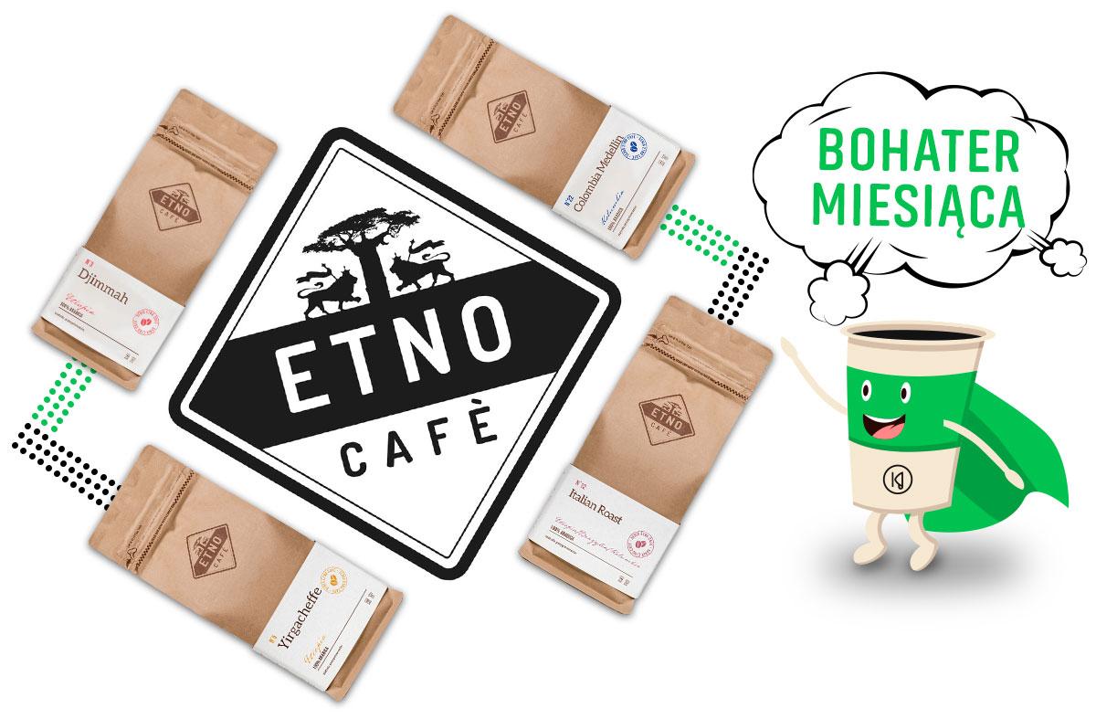 Bohater kwietnia - Palarnia Etno Caffe