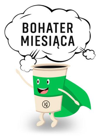 Bohater miesiąca Palarnia kawy Cornella