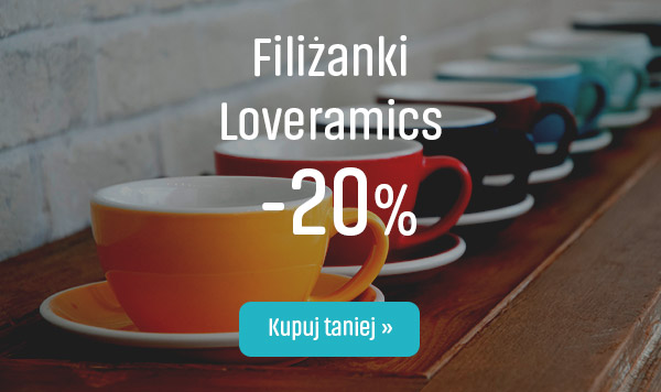 Filiżanki Loveramics -20%