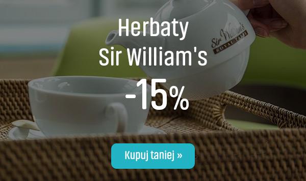 Herbaty Sir Williams -15%