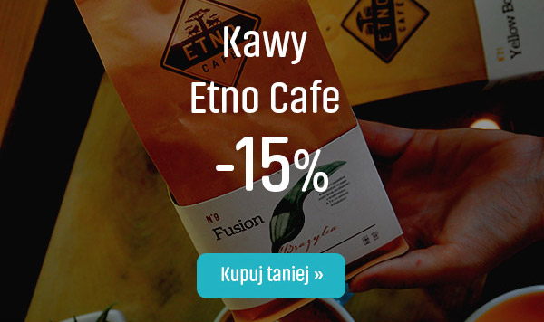 Kawy Etno Cafe -15%