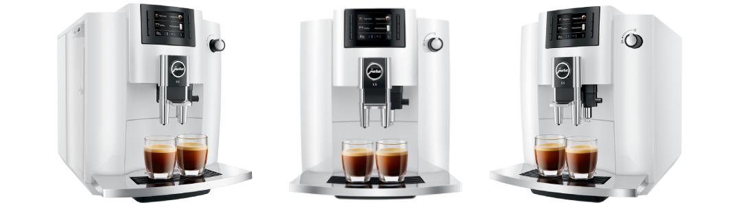 Specjały kawowe w ekspresie Jura D6