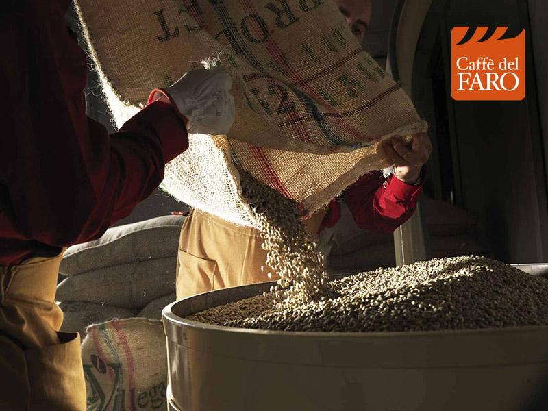 Caffe del Faro - włoska palarnia kawy