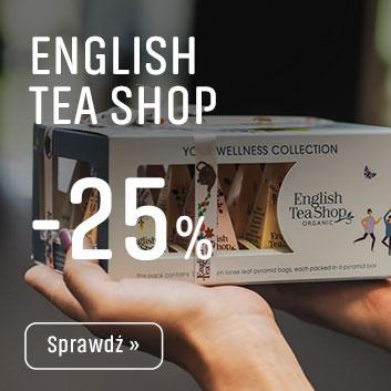 Herbaty English Tea Shop z Rabatem -25%