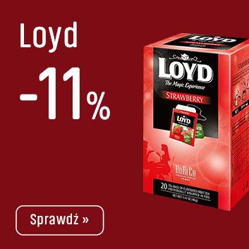 Herbaty Loyd z Rabatem -11%