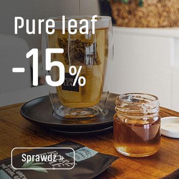Herbaty Pure Leaf z Rabatem -15%