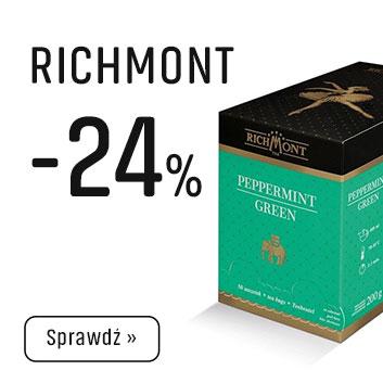 Herbaty Ritchmont z Rabatem -24%